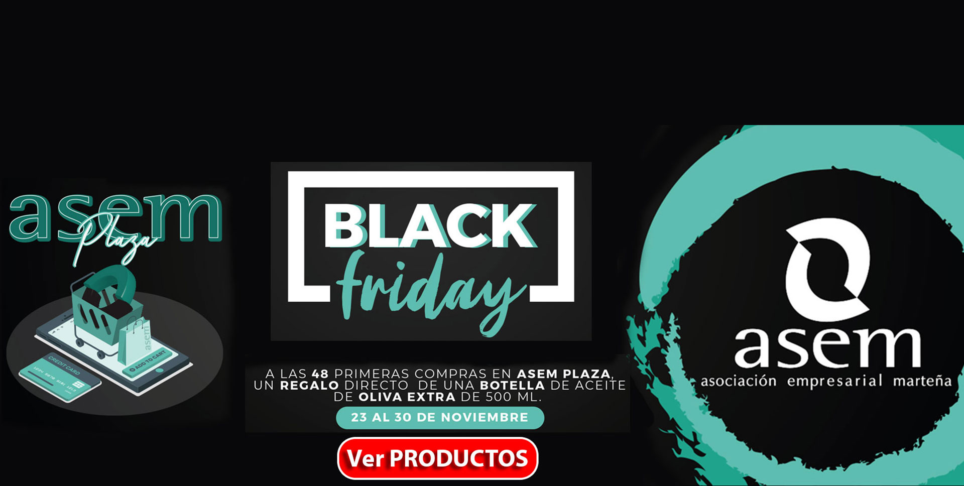 Slider Black Friday Asem